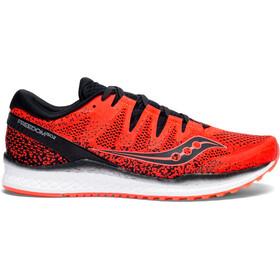 saucony Freedom ISO 2 Hardloopschoenen Heren rood